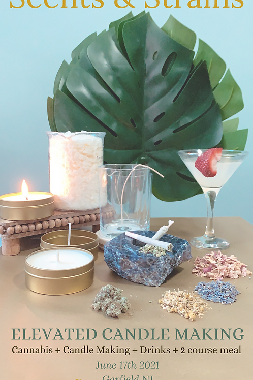 Scents & Strains Event