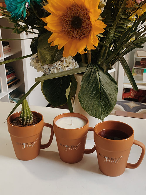 Blooming Soul Pot Mug