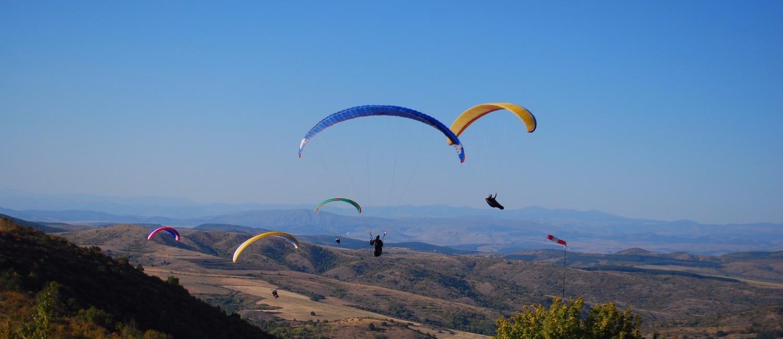 Vertical Dimension | Paragliding and Hang-gliding | Sofia | Bulgaria