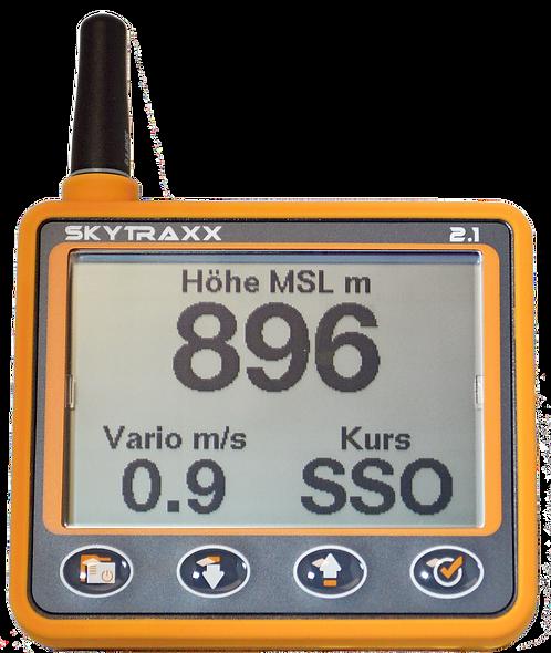 Skytraxx 2.1 (Fanet + Flarm)