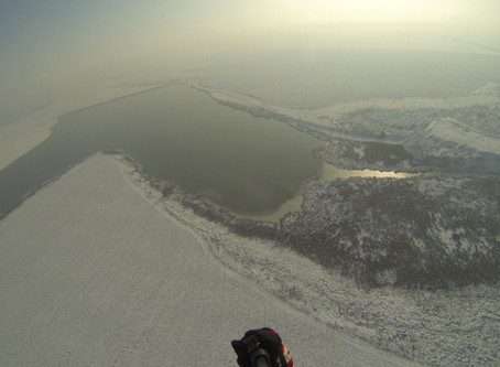 Winter flights / Зимни полети