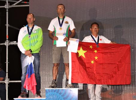Tzvetan Tzolov - new World champion!