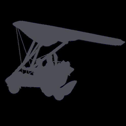 Мотивационен полет с моторен делтапланер