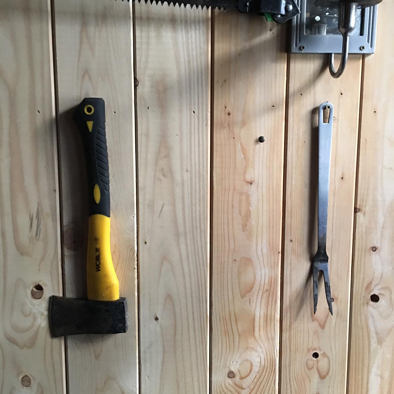 Bothy Tools