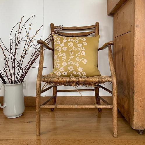 Limited Edition Springtime Cushion (Tansy)