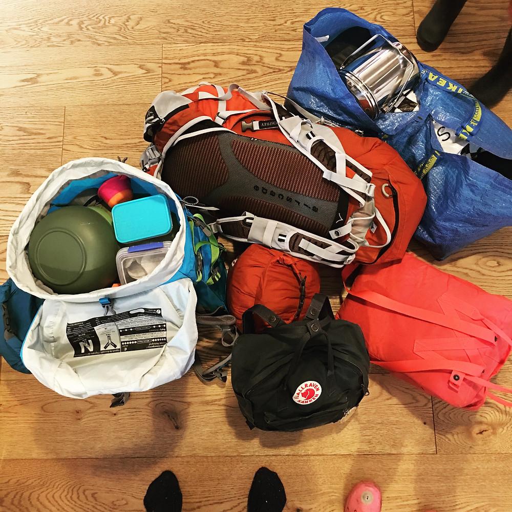 Family Bothy Adventure Kit