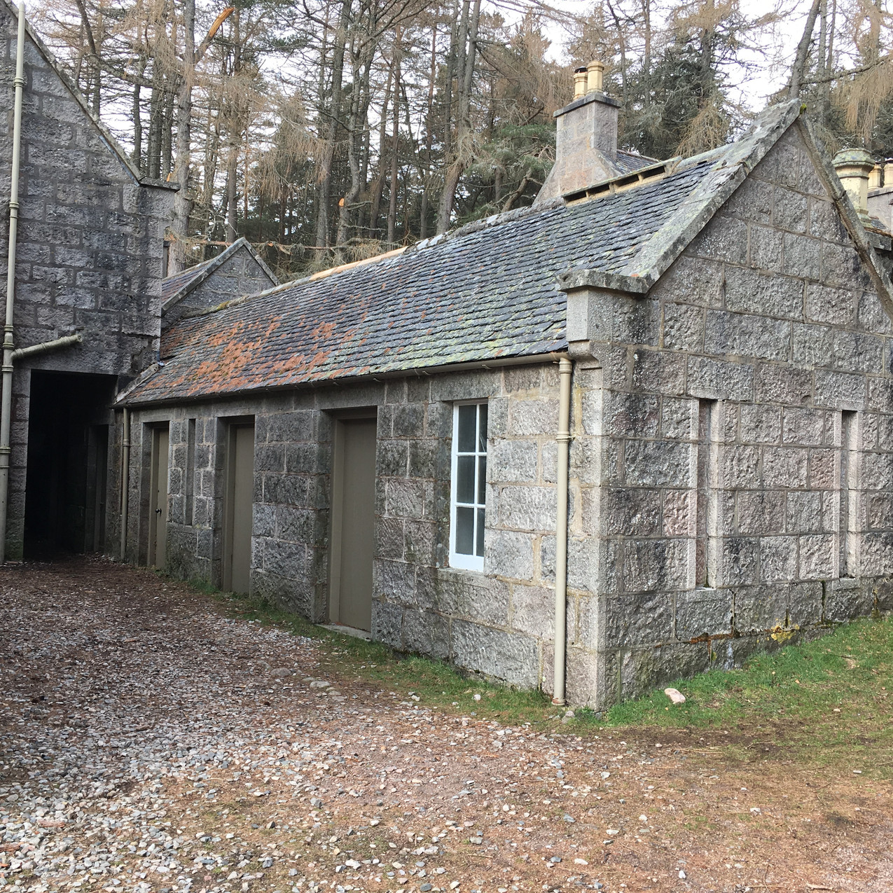 The Bothy Building