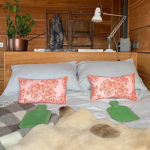 Lace Lichen Cushion
