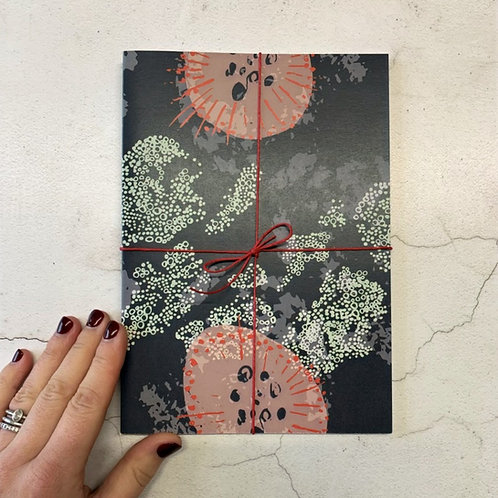 Lichen Singer Sewn Notebooks (2 Pack)
