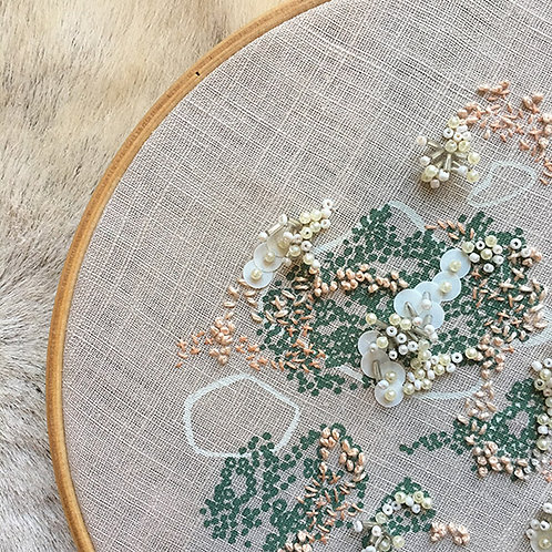 EMBELLISHMENT & BEADS - Community Online Course