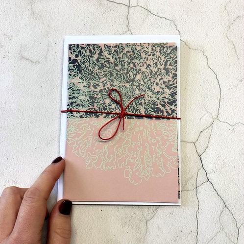 Lichen Notecards (4 pack)