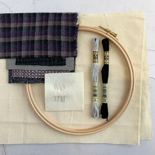 Starter Kit - Embroidery