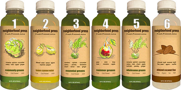 Go Green Cleanse