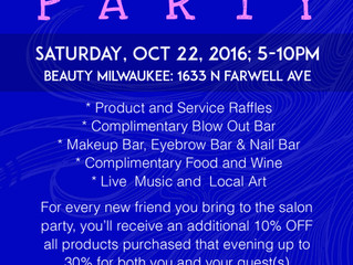 Girls Night Out at Beauty Milwaukee