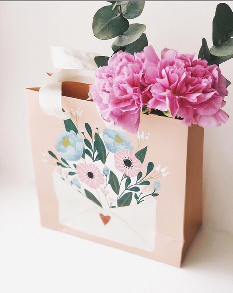 Valentine's Day Gift Bag for Karto