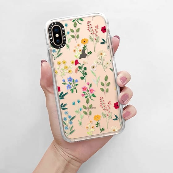 Summer Botanicals Phone Case