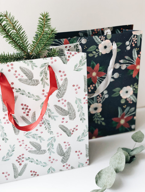 Christmas Gift Bag for Karto