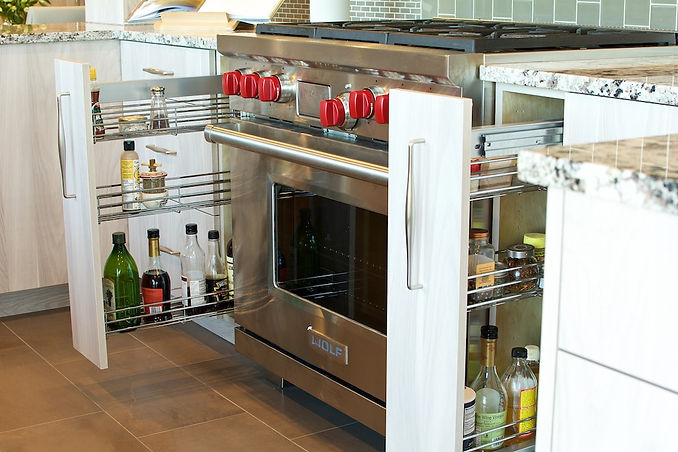pull out kitchen storage ideas