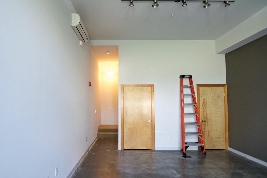 1st floor area
