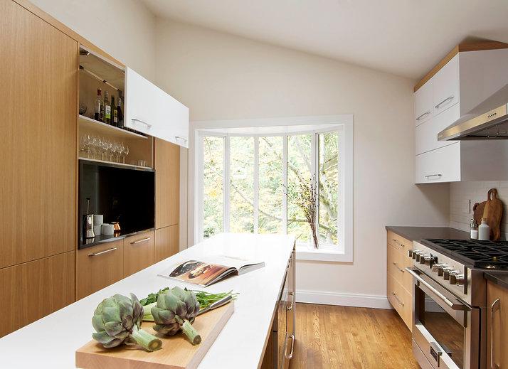 mercer island kitchen redesign