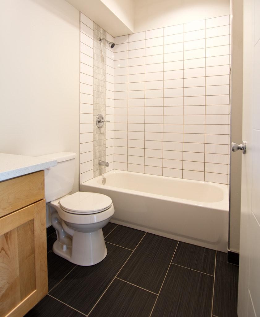 2nd floor bathroom addition