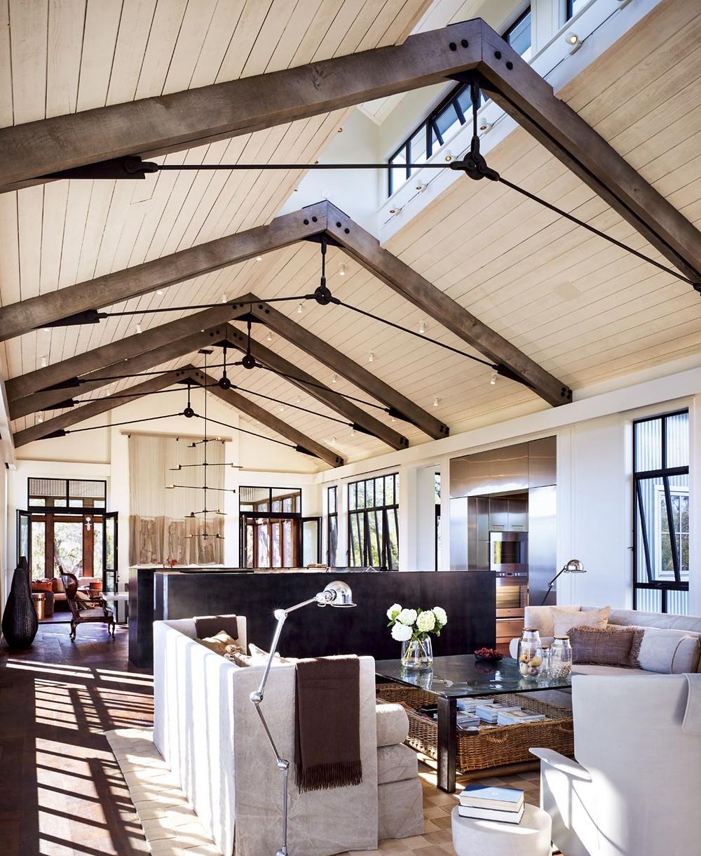 gothic architecture inspired interior