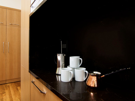 FUNCTION & STYLE: kitchen redesign before & after