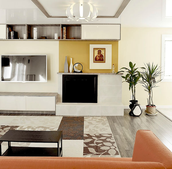 home redesign on a budget