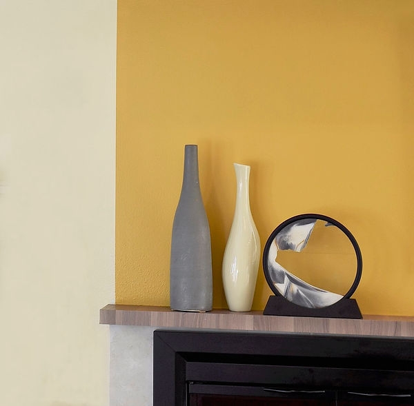 yellow wall color ideas