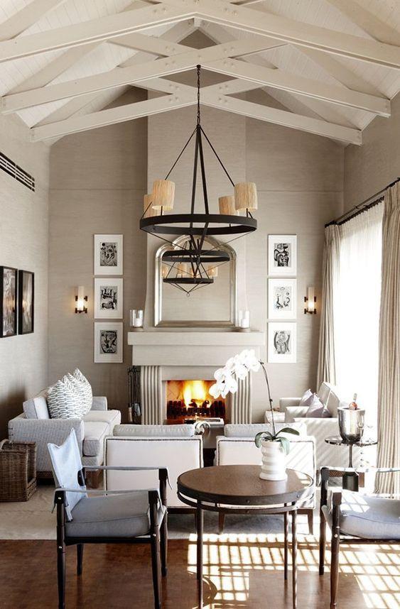 gothic inspired interior