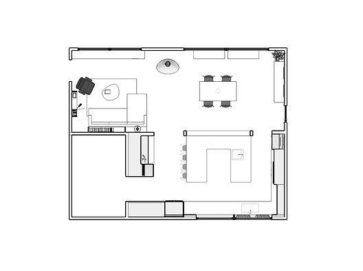 living space design Woodinville, WA.