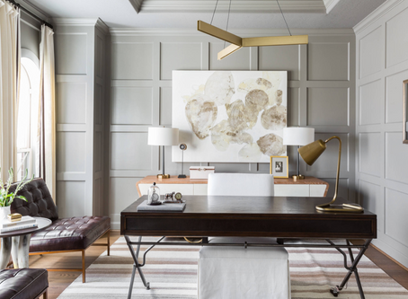 OLD & NEW: How to mix traditional and modern styles like a pro