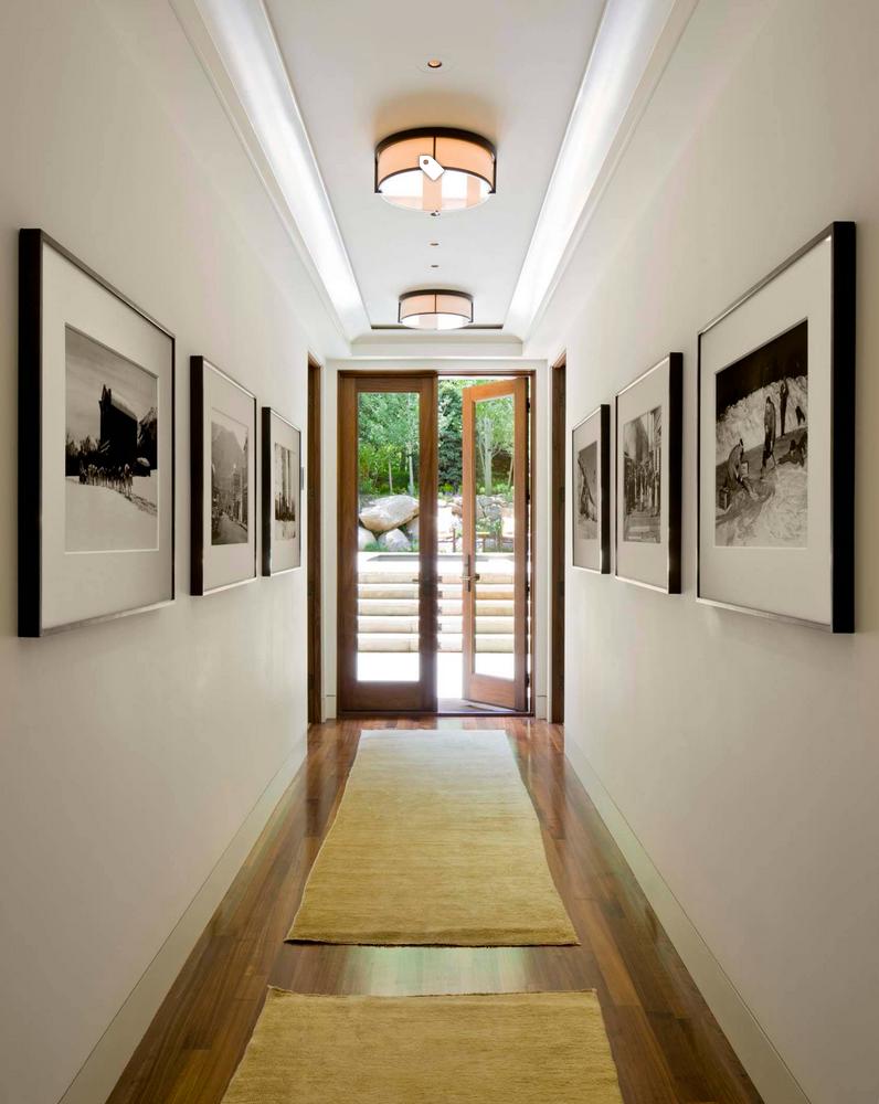 wall art ideas for hallway
