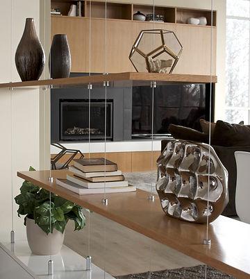 modern living room with decor ideas