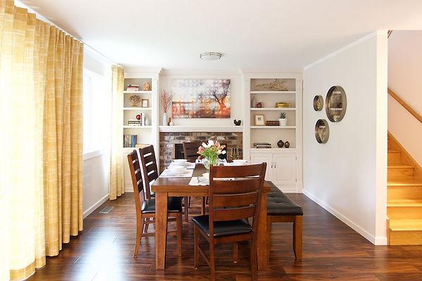 Kirkland DINING ROOM DESIGN
