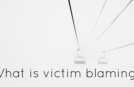 What does it mean to live in a 'Victim Society'?