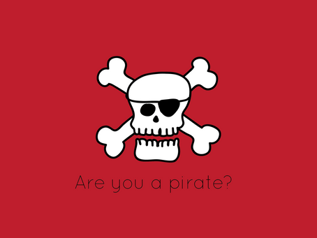 Are you a pirate?