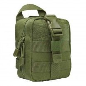 VISM® by NcSTAR® SMALL MOLLE EMT POUCH/ GREEN