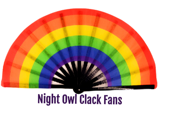 "Night Owl Fans - ""Rainbow Pride"""