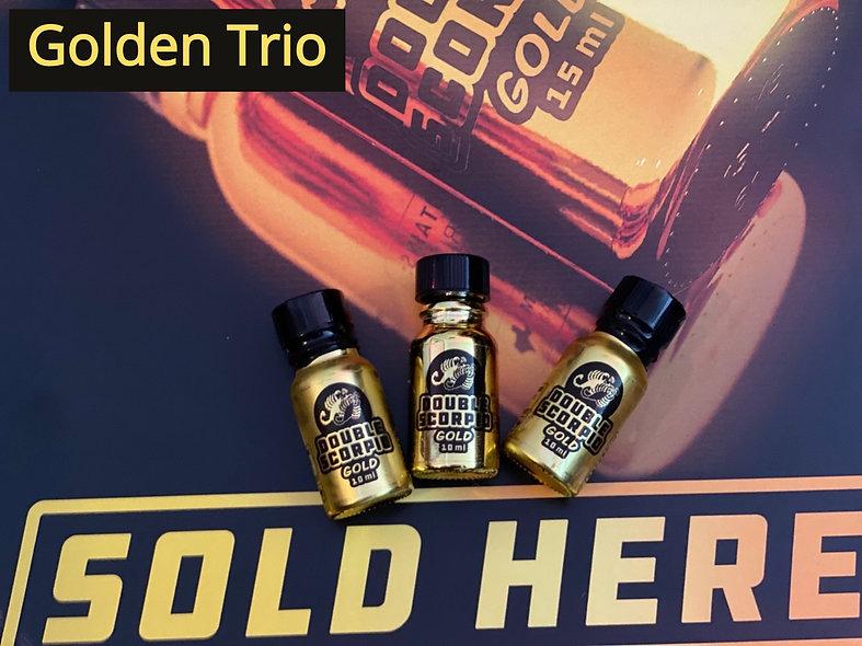 Double Scorpio - Golden Trio