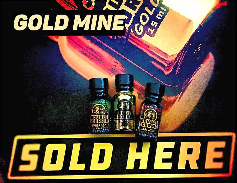 Double Scorpio - Gold Mine Variety Pack