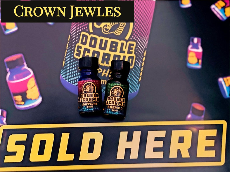 Double Scorpio - Crown Jewels Variety Pack