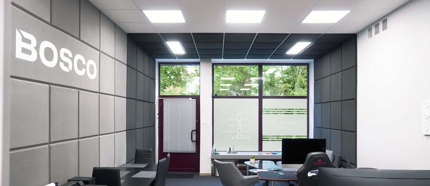 BOSCO office
