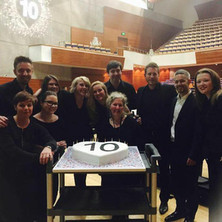 Celebrating 10 years of Perth Concert Hall with Horsecross Does Musicals event - Horsecross Voices, soloists and RSNO Community Orchestra.