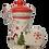 Thumbnail: Botte Noël en céramique