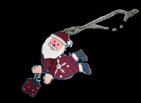 Père Noël volant