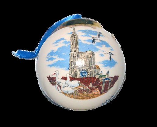 Boules de Noël Strasbourg