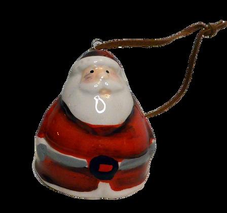 Père Noël cloche
