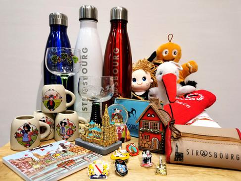 Cadeaux et souvenirs
