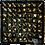 Thumbnail: Lot de 62 mini boules de Noël